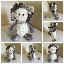 Crochet by Sara Santiago - Sconnie Life on Etsy